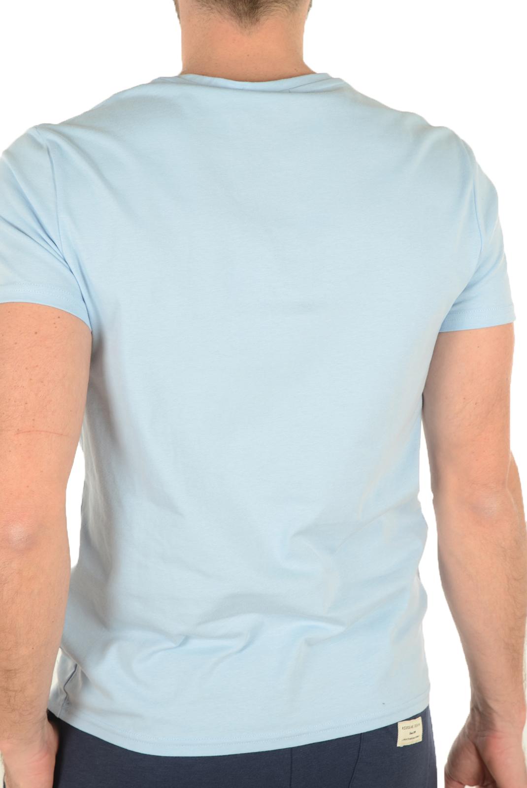 Tee-shirts  Redskins WASABI 2 CALDER SKY BLUE
