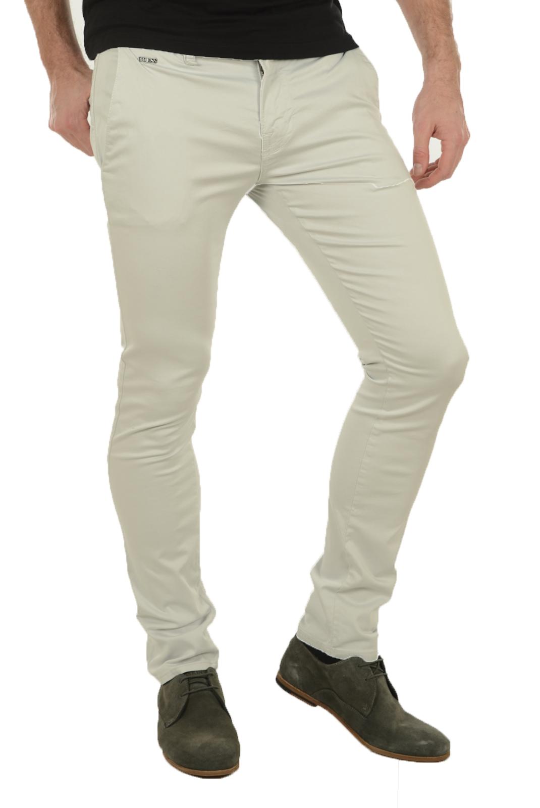Pantalons  Guess jeans M64B29 W80V0 DANIEL B947 GREY