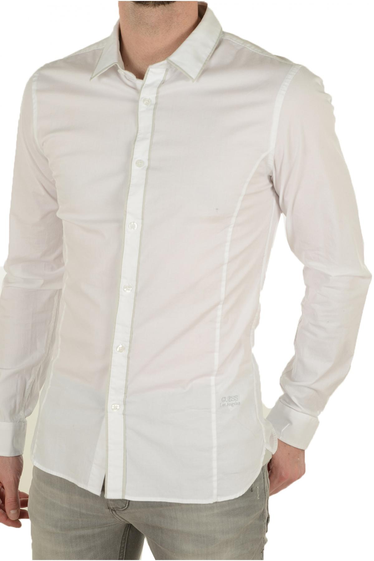 Chemises Guess Jeans Homme S,xxl