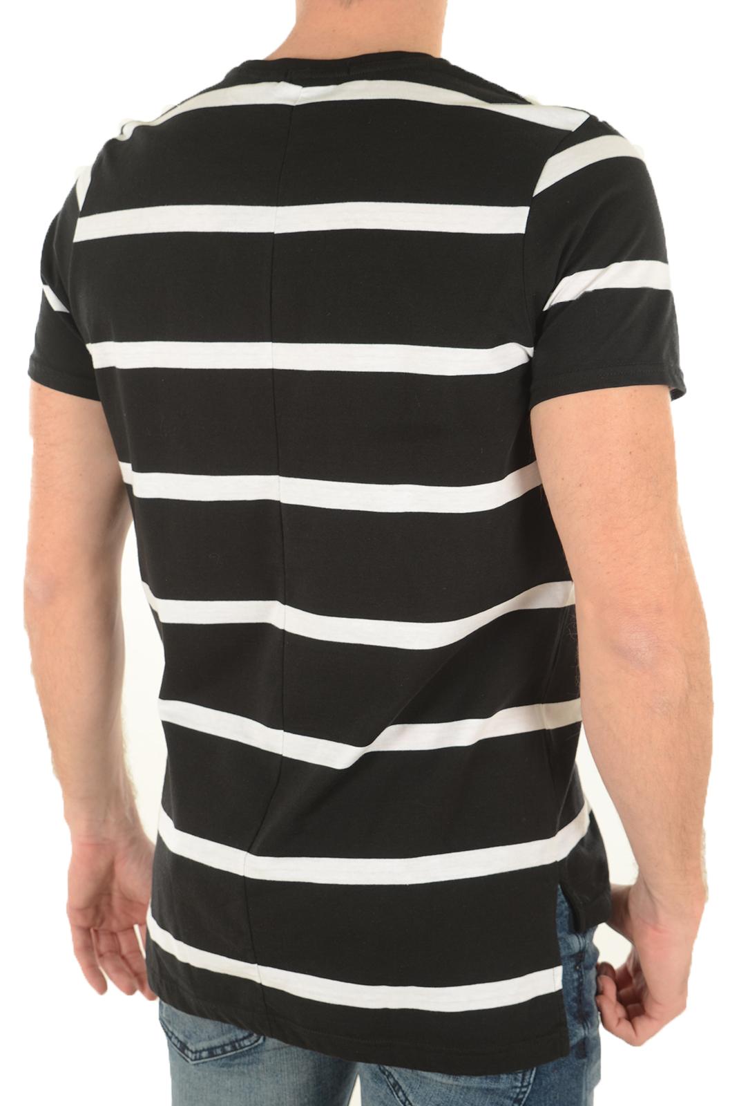 Tee-shirts  Redskins PLUTON CERES BLACK