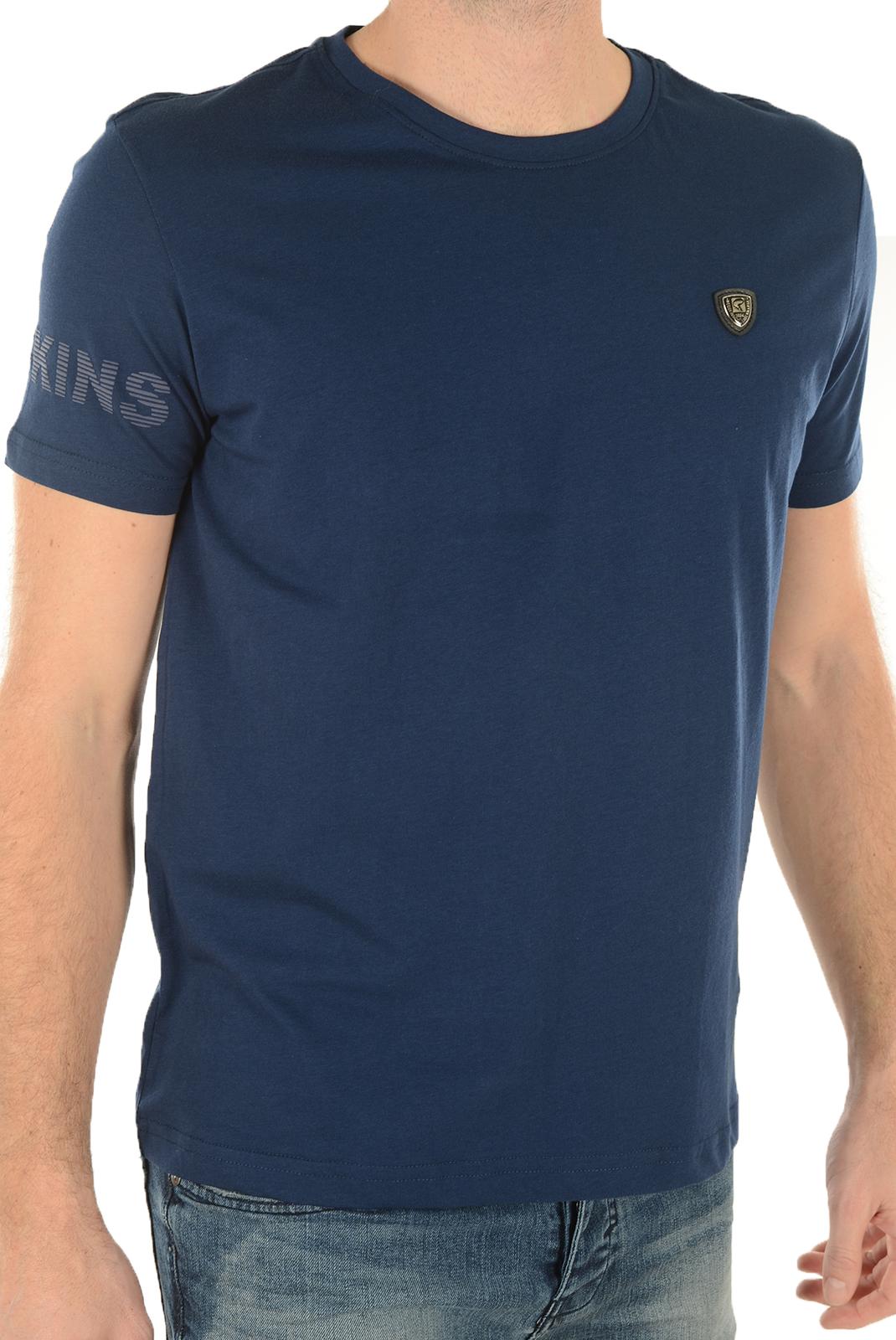 Tee-shirts manches courtes  Redskins THANOS WARNER P16 NAVY BLUE