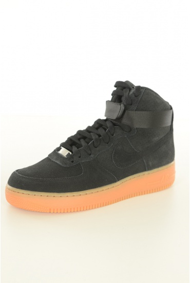 HOMME NIKE: WMNS AIR FORCE 1 HI SUEDE 749266
