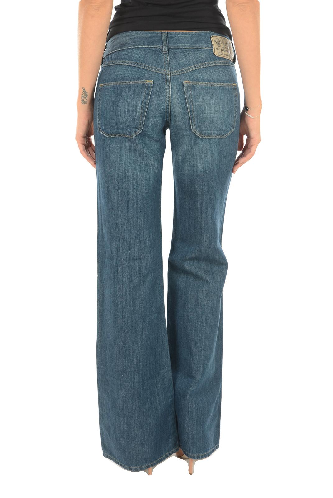 Jeans droit  Diesel WIRKY 0063H BLEU
