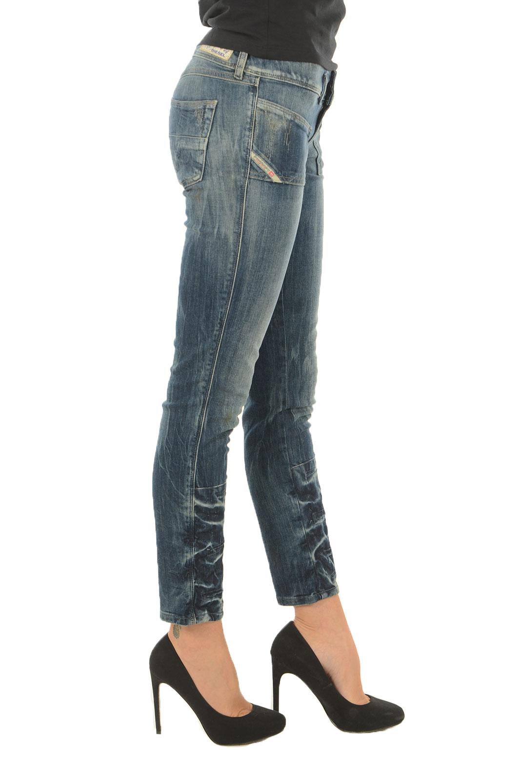 Jeans slim  Diesel HUSHY 68G BLEU