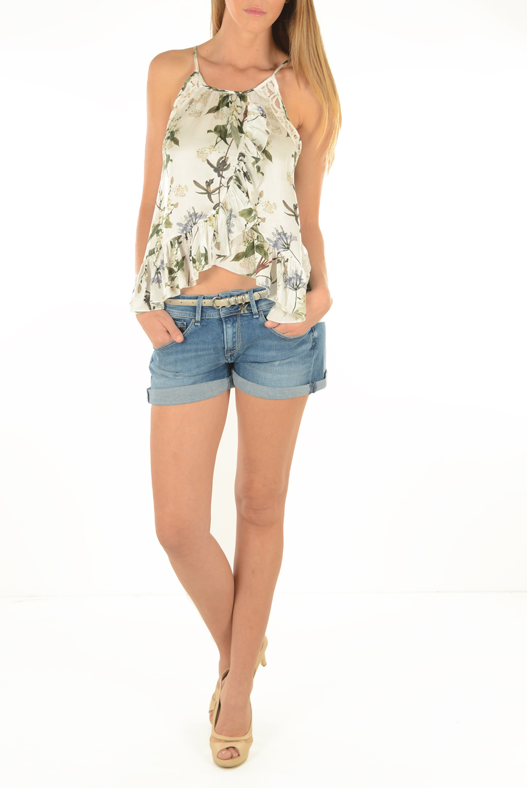 Top   Guess jeans W72H80W8GO0 PU03