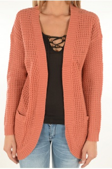 MARQUES ONLY: EMMA L/S LONG CARDIGAN NOOS
