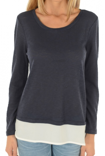 MARQUES ONLY: JESSY JESS L/S TOP
