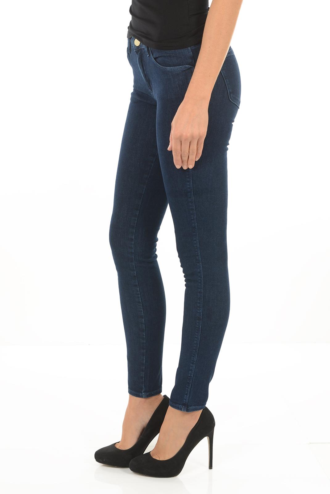 Jeans   Guess jeans W72AJ2D2FZ0 CURVE X  BLEU