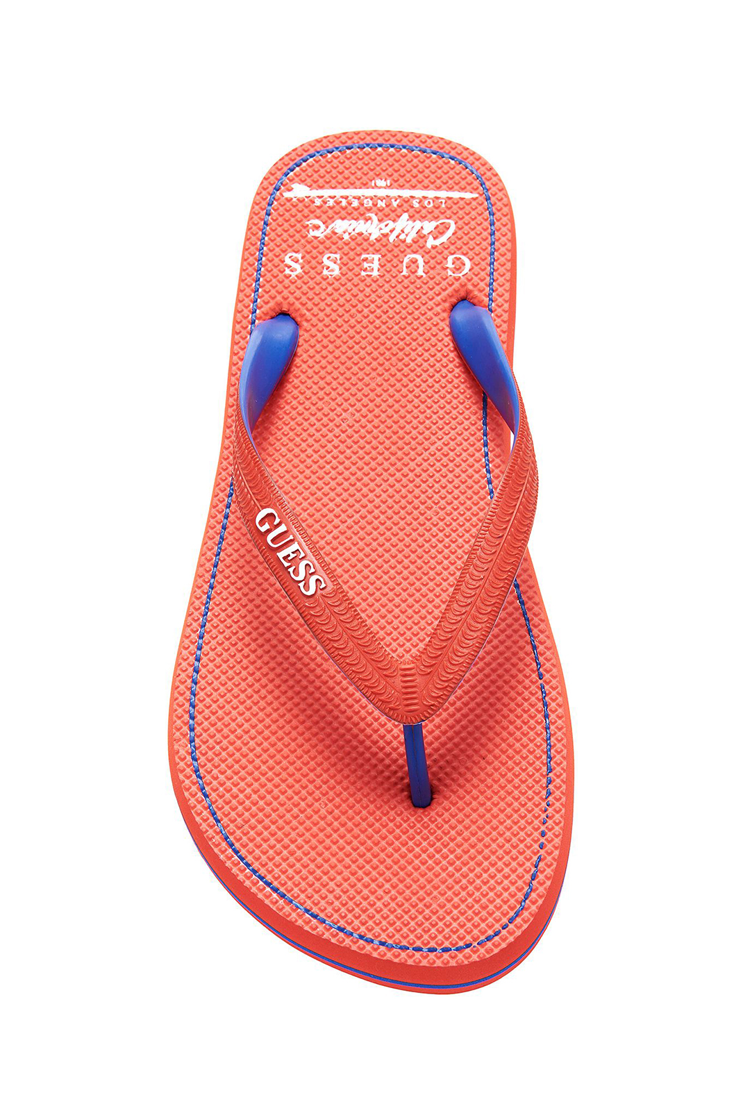Tongs / Claquettes  Guess jeans F72Z05BB002 G334 ORANGE