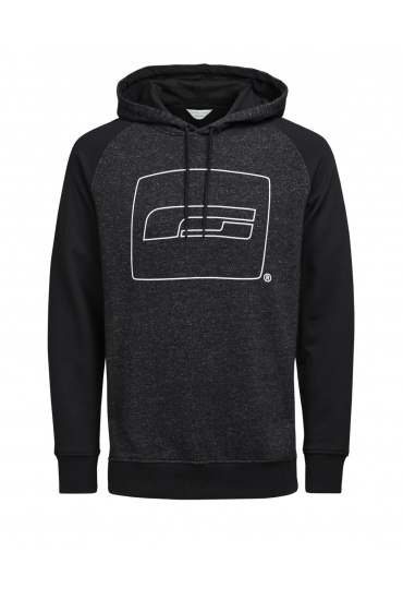 LUCA SWEAT HOOD - HOMME JACK AND JONES