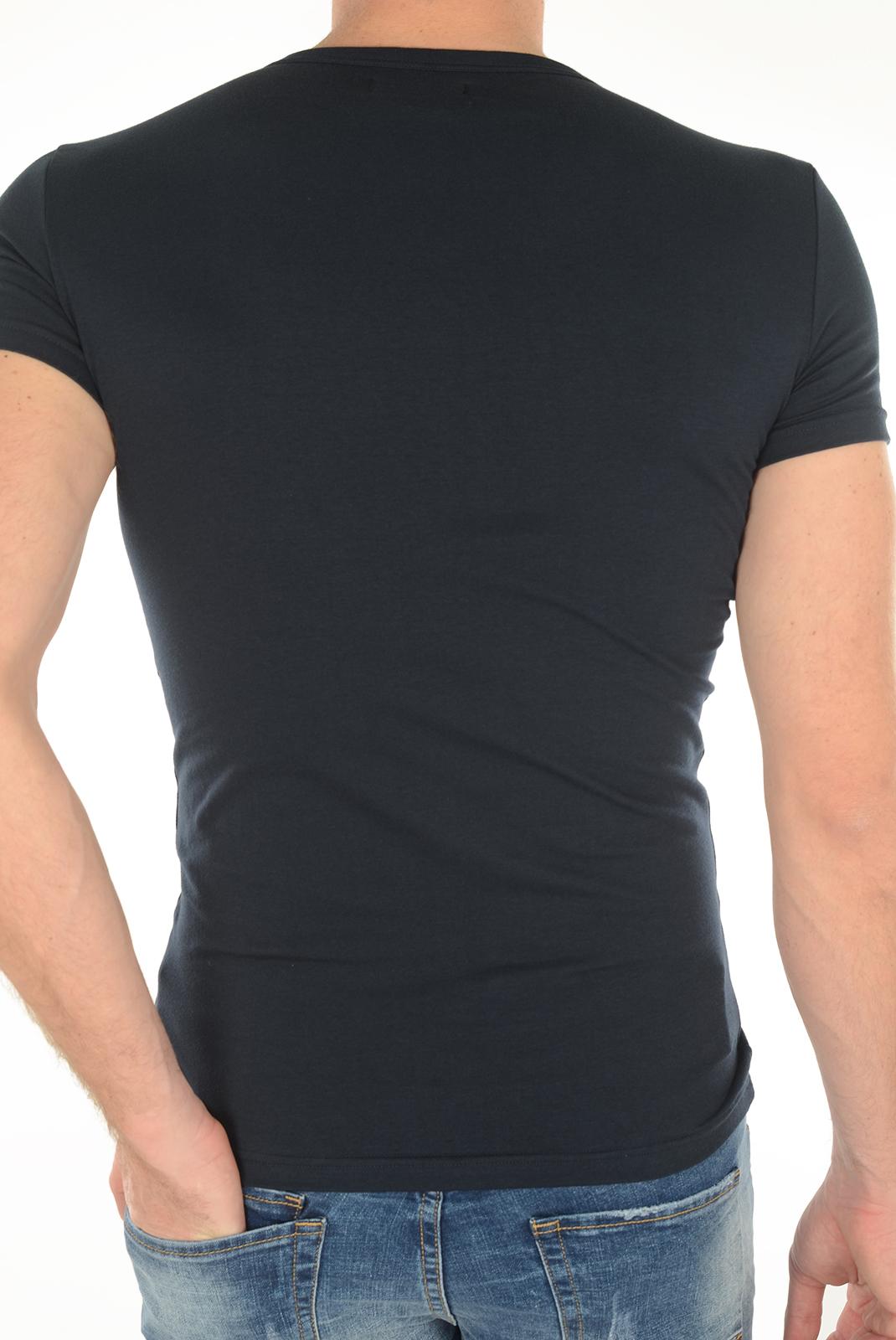 Tee-shirts manches courtes  Emporio armani 111035 6A715 0135 BLEU