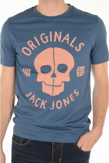 RAMES TEE SS CREW - MARQUES JACK AND JONES