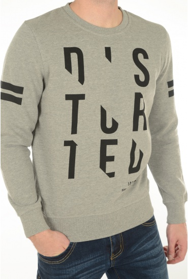 HOMME JACK AND JONES: SLICE SWEAT CREW NECK