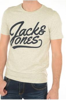 ANYTHING TEE SS CREW NECK - JACK AND JONES