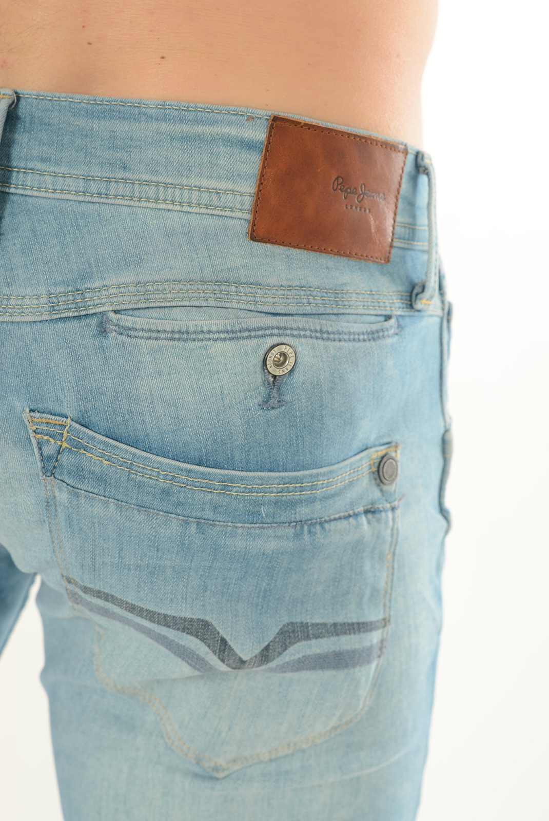 Jeans  Pepe jeans PM200029Z33 SPIKE DENIM