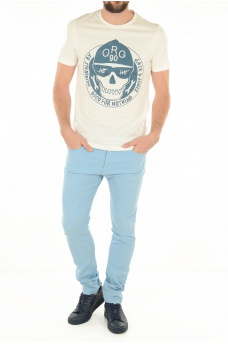 RAMES TEE SS CREW - MARQUES JACK AND JONES