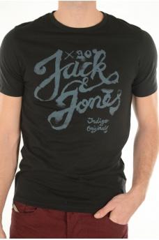 MARQUES JACK AND JONES: MILLER TEE SS CREW NECK