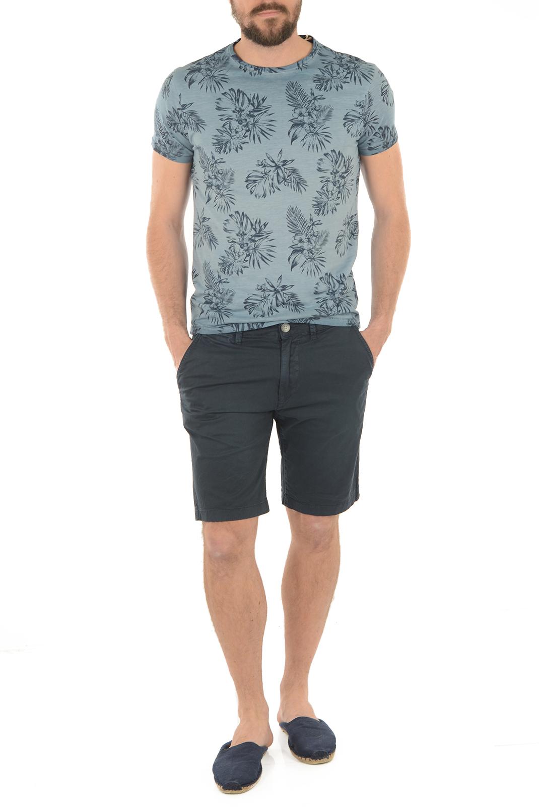 Tee-shirts  Pepe jeans PM503607 BLUTROP 551 BLUE