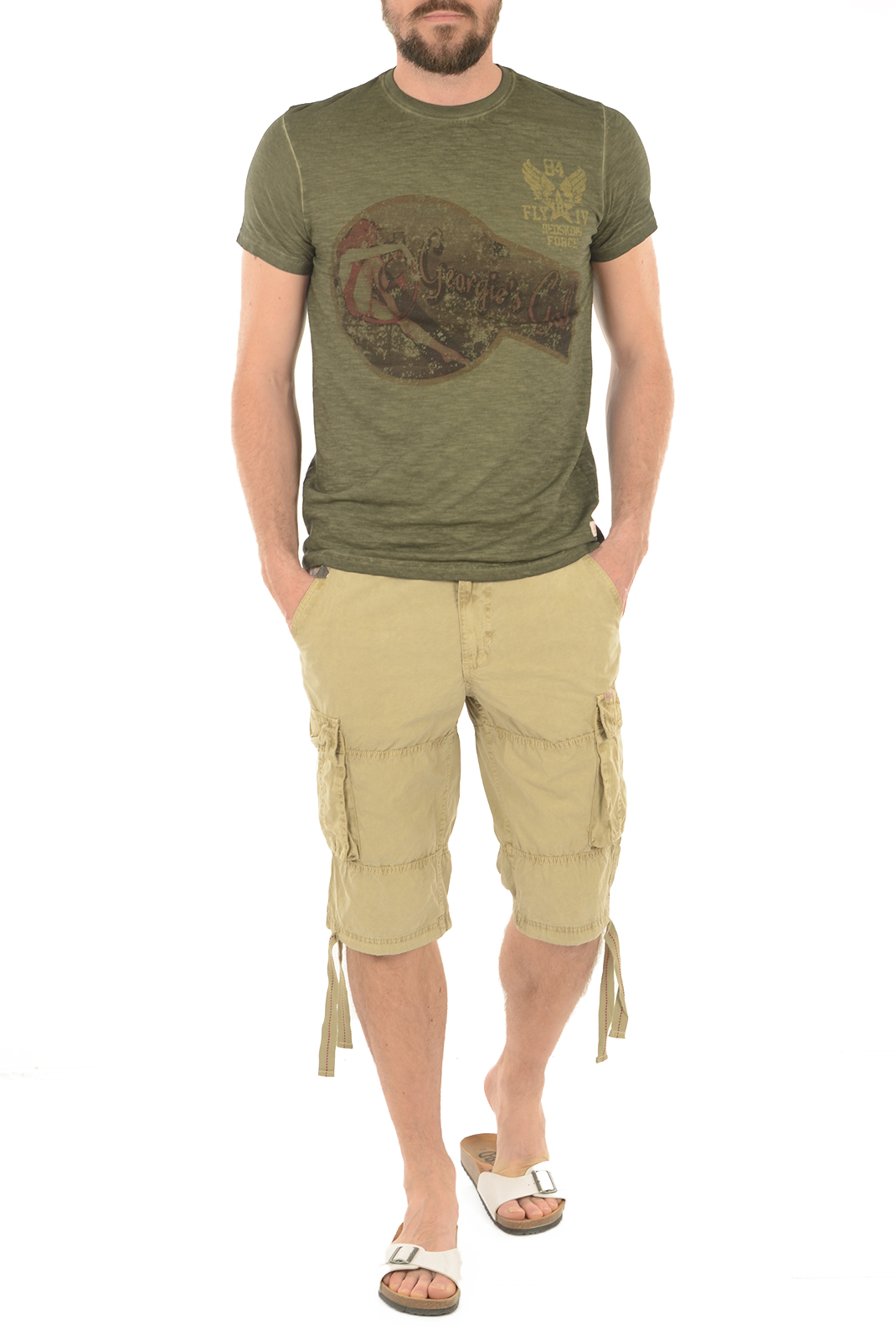 Shorts & Bermudas  Kaporal ROCKY SAND