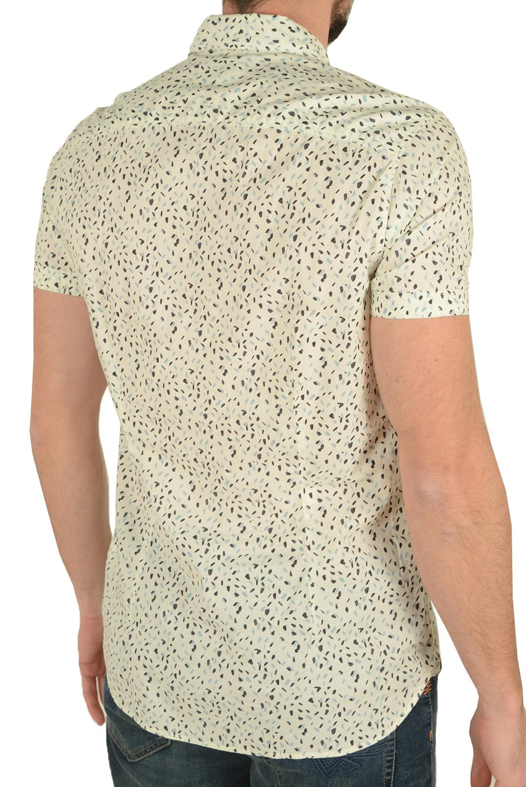 Chemises   Pepe jeans PM302921 LLAMA 803 OFF WHITE