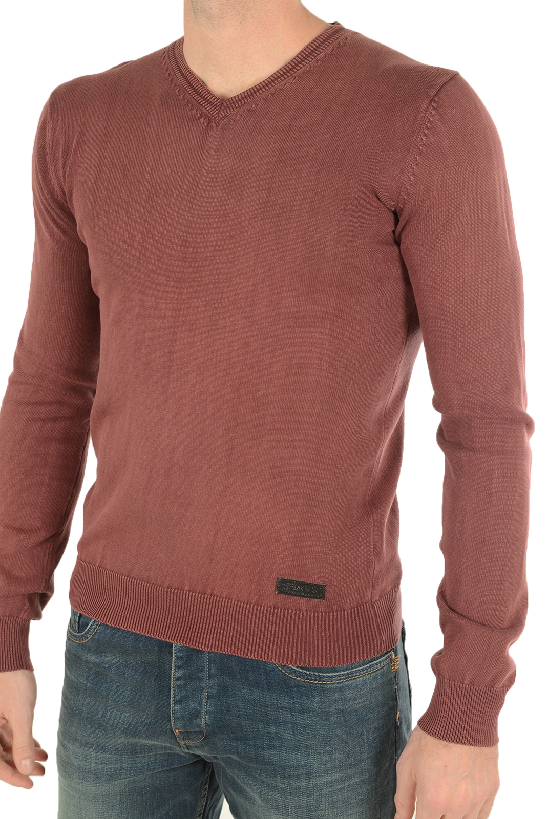 Pulls  Biaggio jeans PAZINAS BORDEAUX