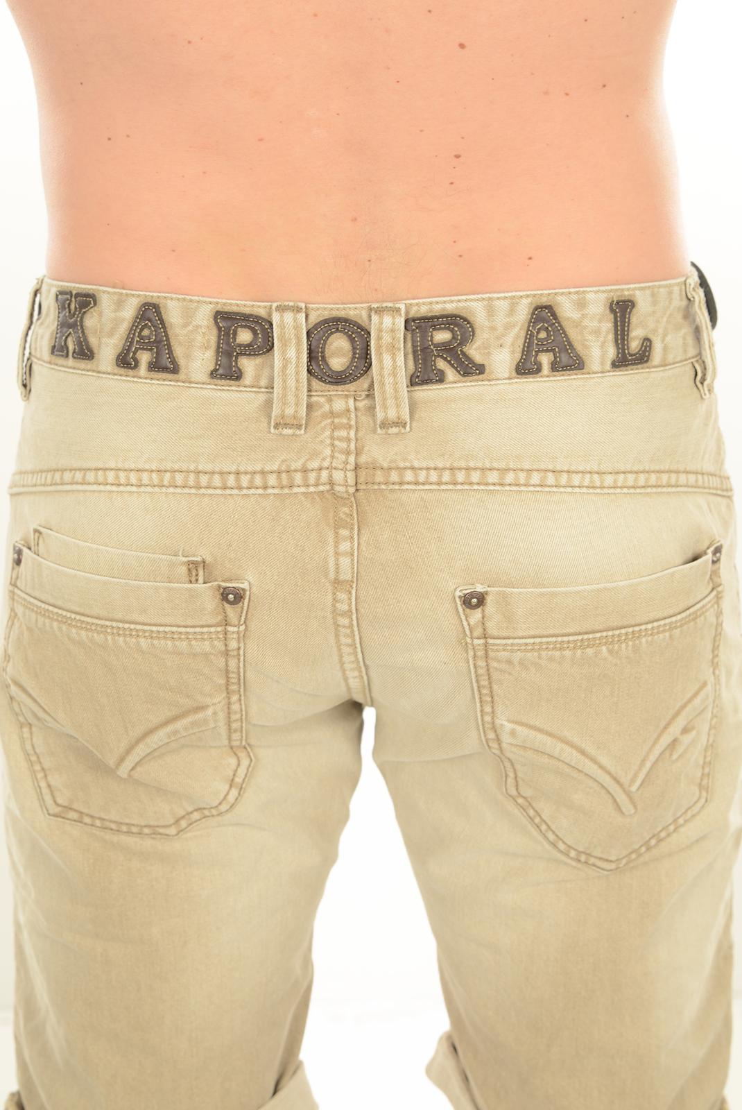 Shorts & Bermudas  Kaporal JAG SAND