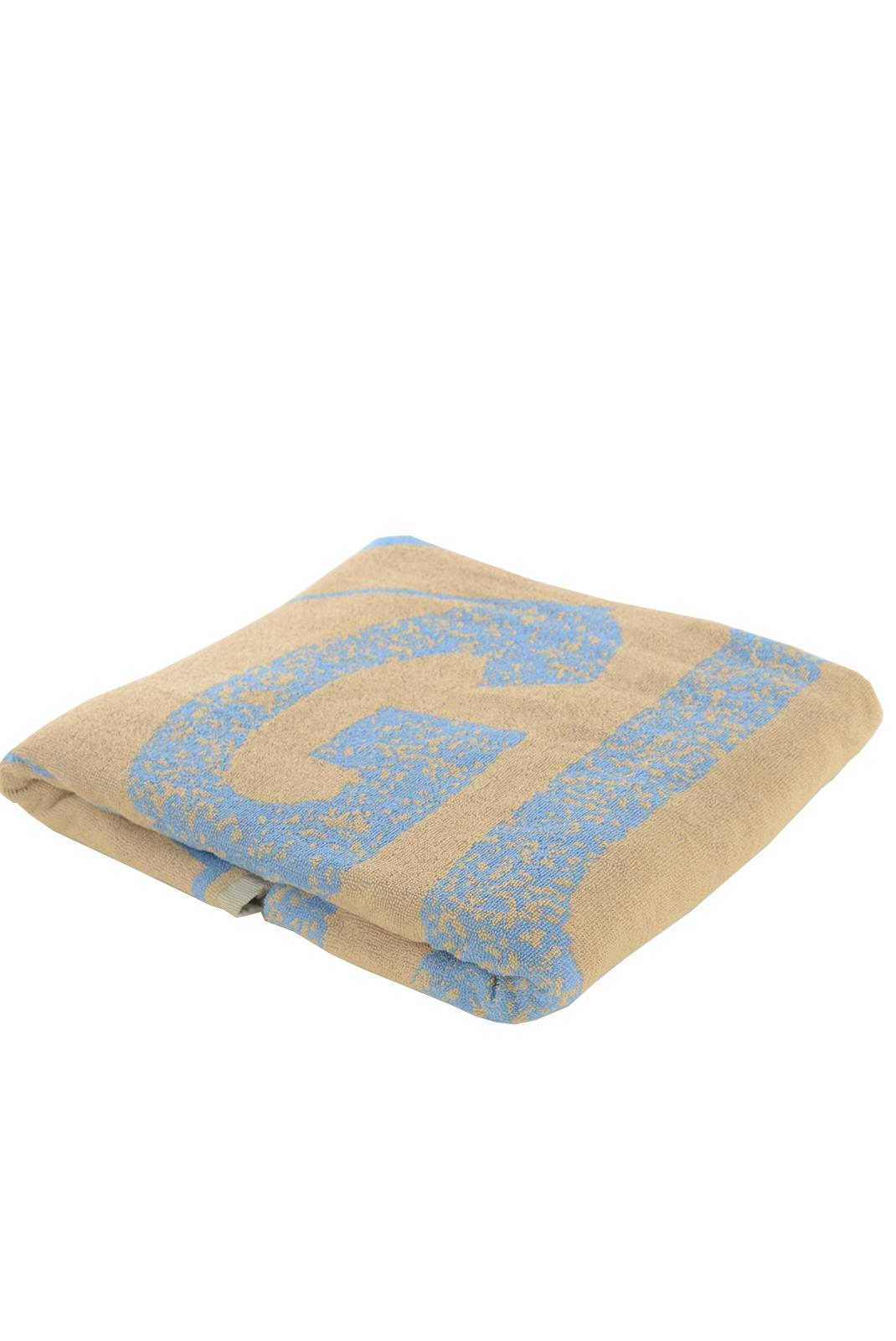 serviettes de bain homme guess jeans drap de bain guess np6889gm beige. Black Bedroom Furniture Sets. Home Design Ideas
