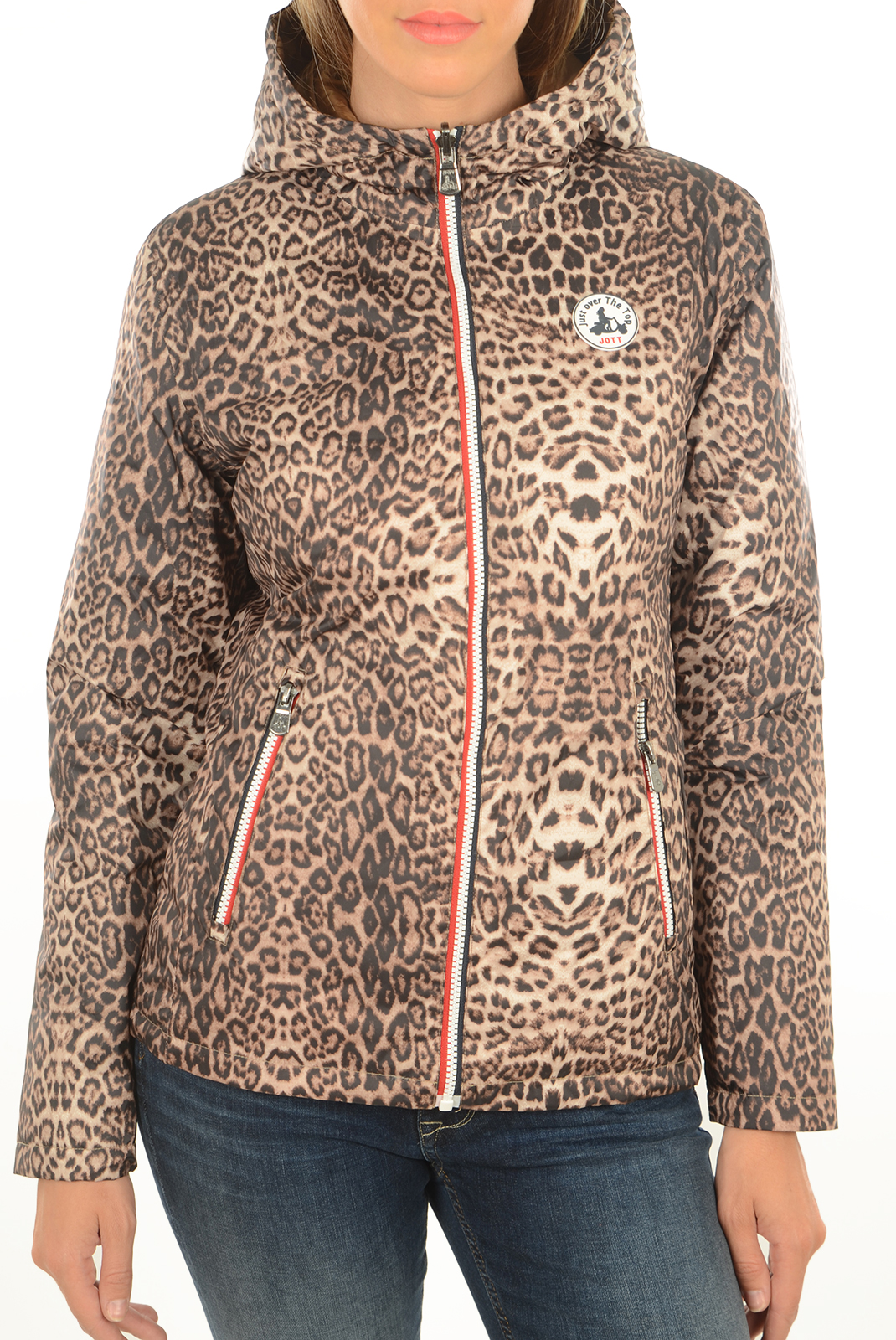 Blouson  Just over the top SEOUL LEOPARD