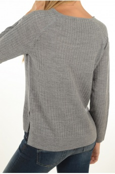 ROSE RIB L/S - MARQUES ONLY