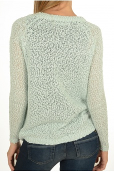 MARQUES ONLY: POPCORN XO L/S CARDIGAN