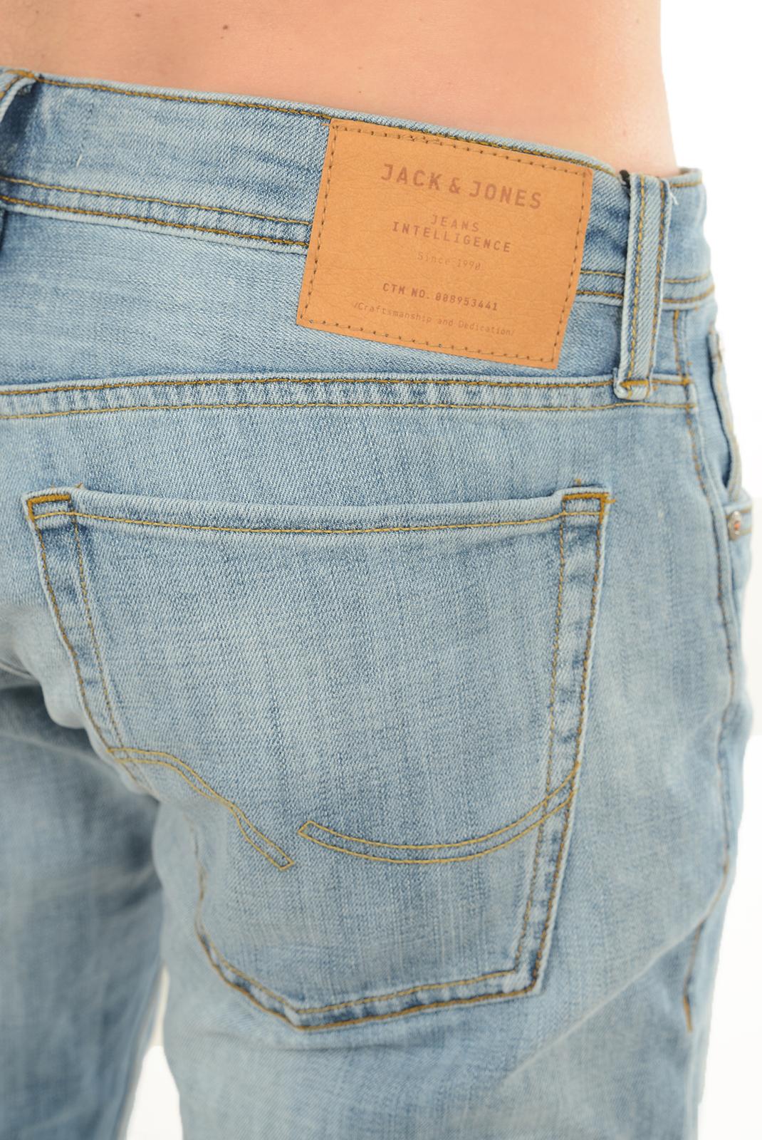 Jeans  Jack & Jones TIM ORIGINAL GE 987 BLUE DENIM