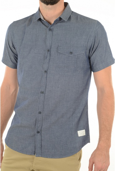 HOMME JACK AND JONES: CHAMBRAY SHIRT S/S