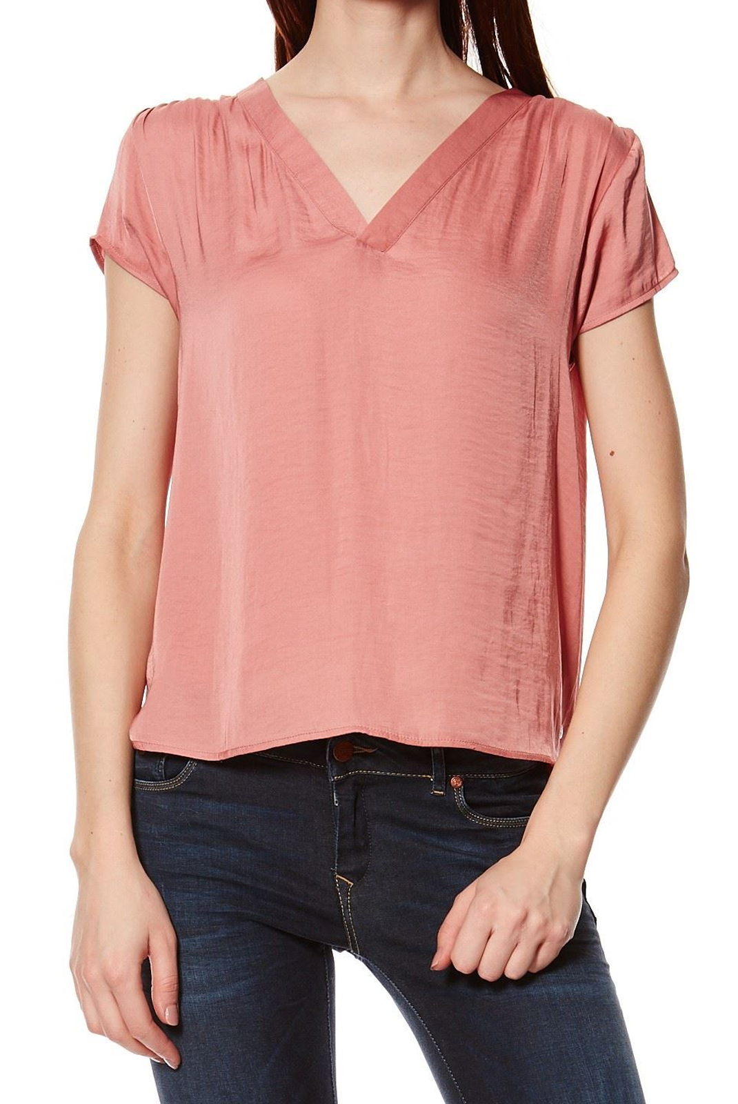 Tops & Tee shirts  Kaporal FLASH TERRACOTTA
