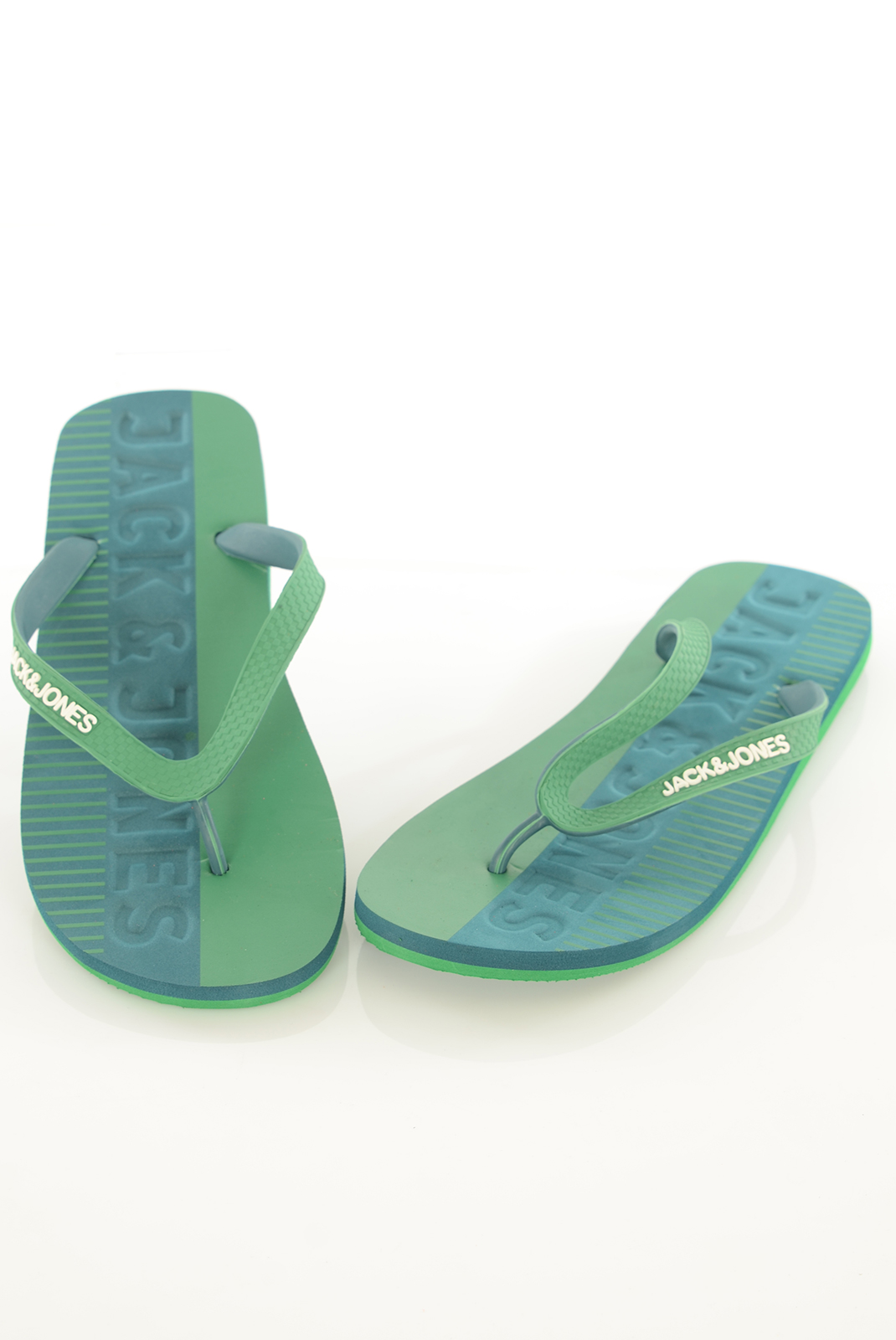 Tongs / Claquettes  Jack & Jones HYDE FLIP FLOP DEEP TEAL