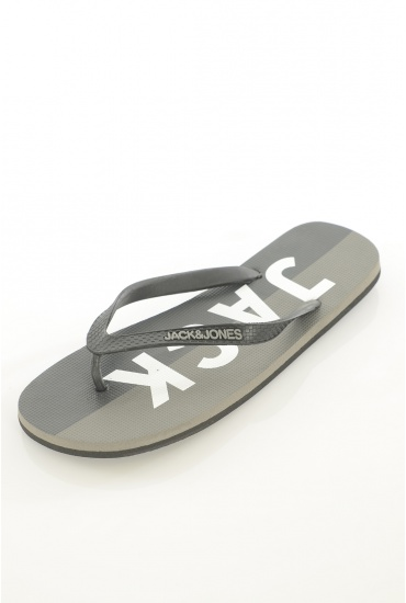 HOMME JACK AND JONES: LOGO SPLIT FLIP FLOP