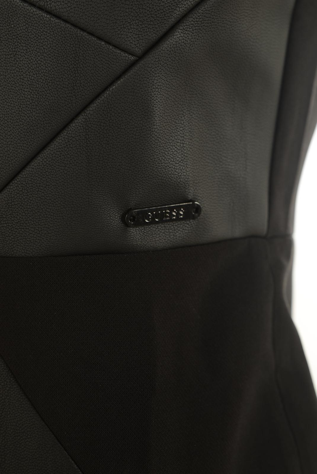 Robes  Guess jeans W53K50W5XA0 996 NOIR