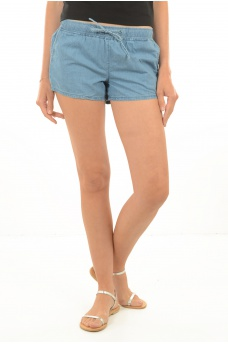SYDNEY COT STRING DNM SHORT QYT - ONLY