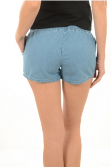 ONLY: SYDNEY COT STRING DNM SHORT QYT