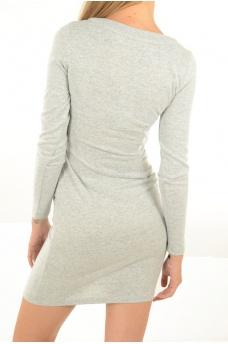 ONLY: ELCOS SANDIE L/S LACE UP DRESS JRS