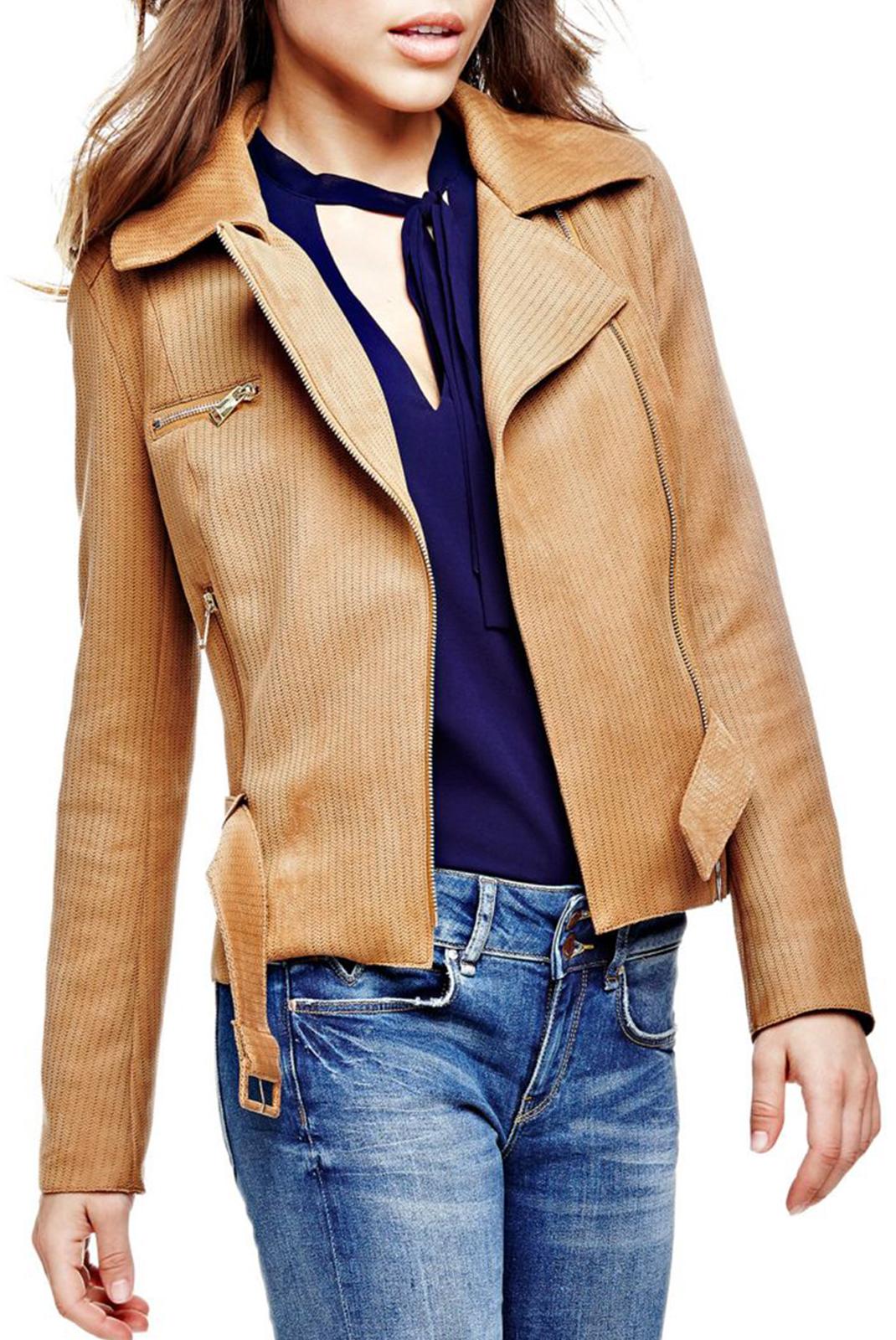 Vestes & blousons  Guess jeans W64L15W7UT0 G154