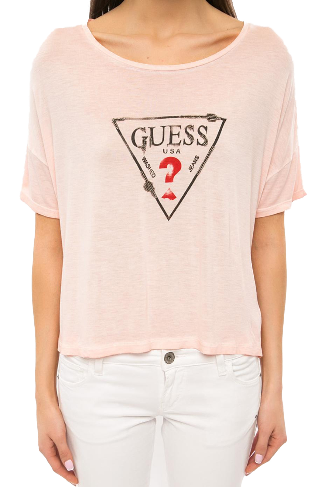 Tee shirt  Guess jeans W72I56 K4OM0 FT48
