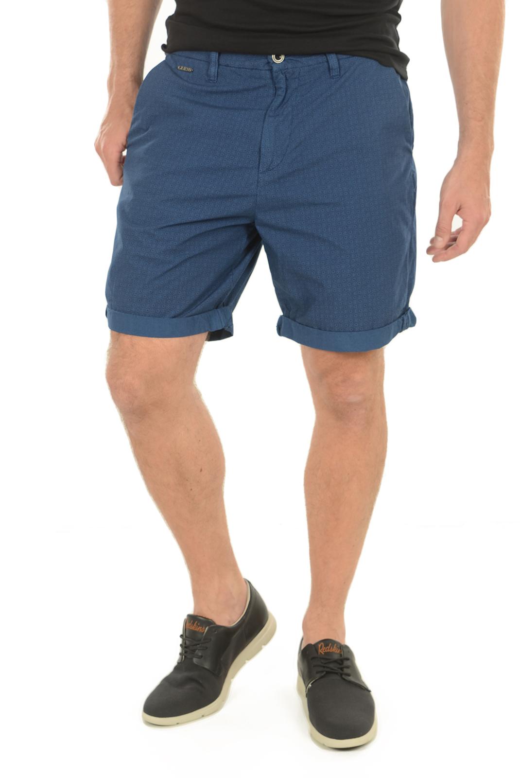 Shorts & Bermudas  Guess jeans M72D14 W8B62 PU10 DOTS BLUE COMBO