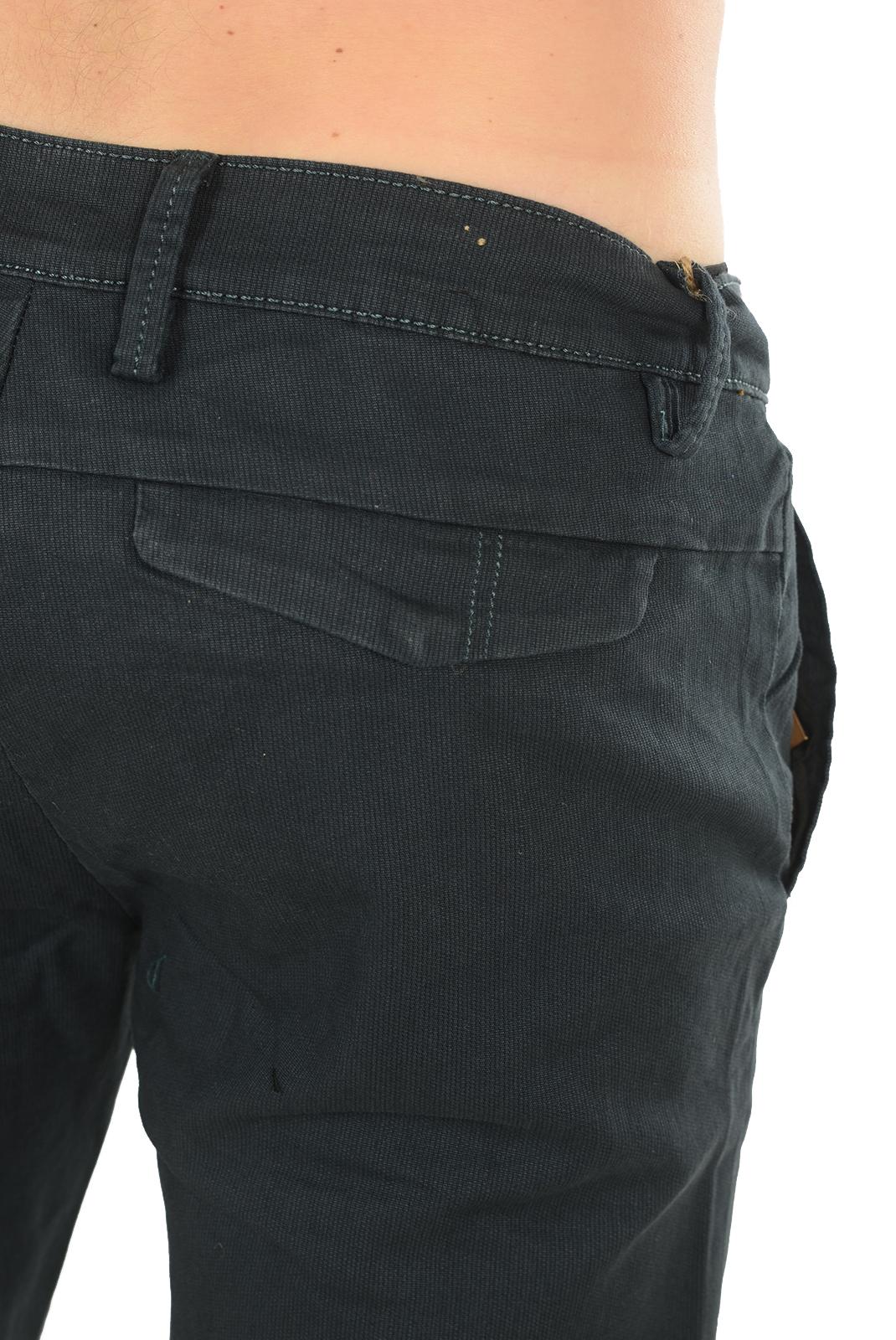 Pantalons chino/citadin  Giani 5 9236B BLEU