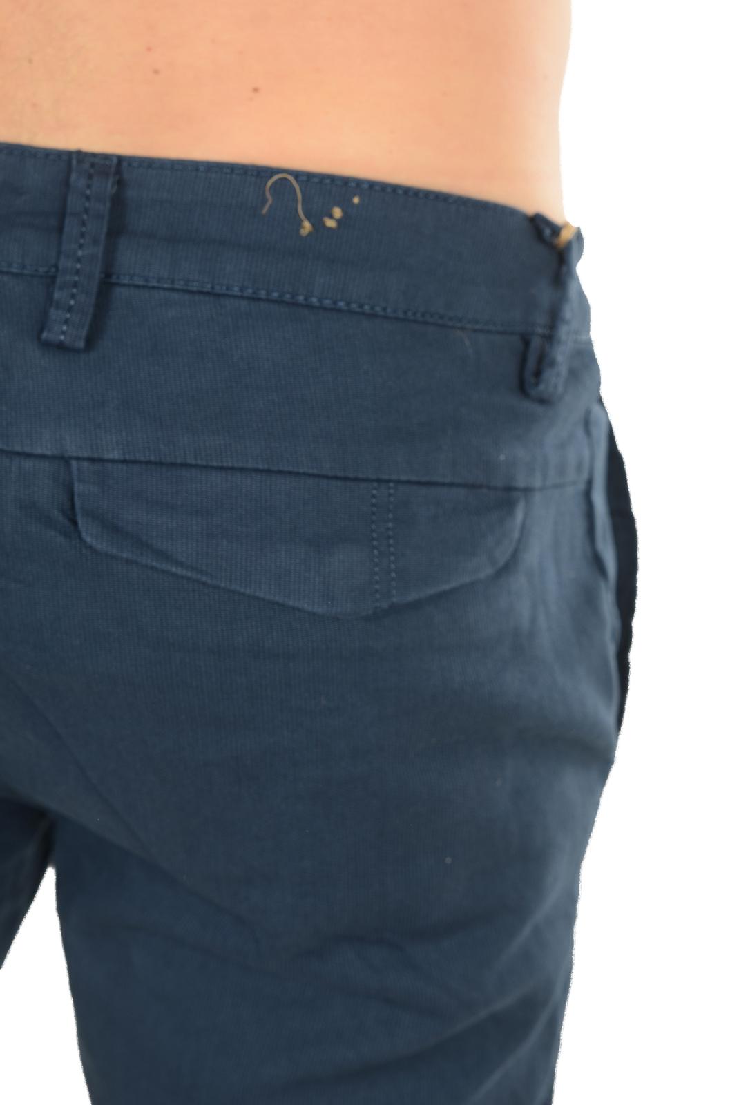 Pantalons chino/citadin  Giani 5 9236A BLEU