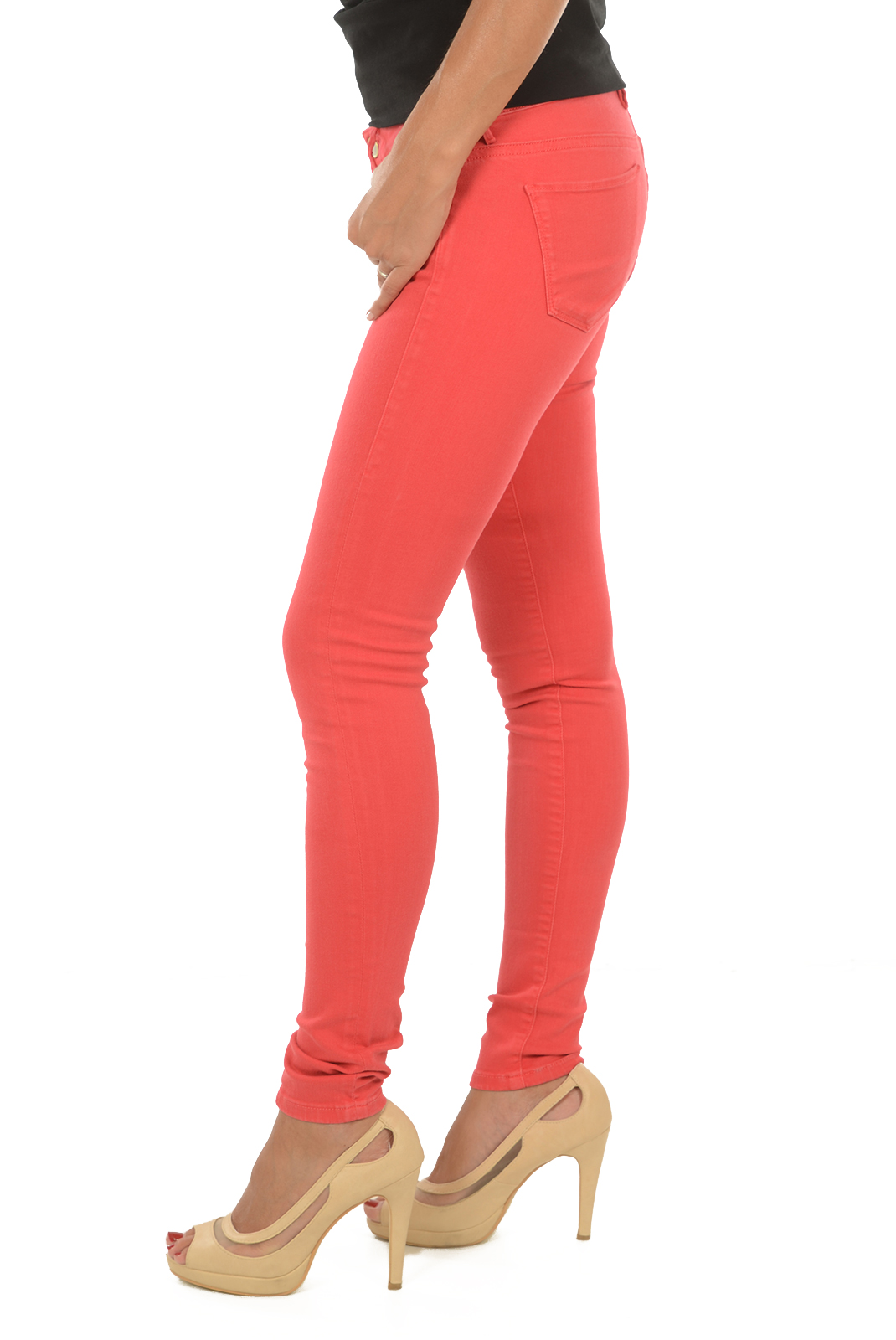 Jeans   Guess jeans W64A27 W7YE1 jegging C592 TULIP PUREE