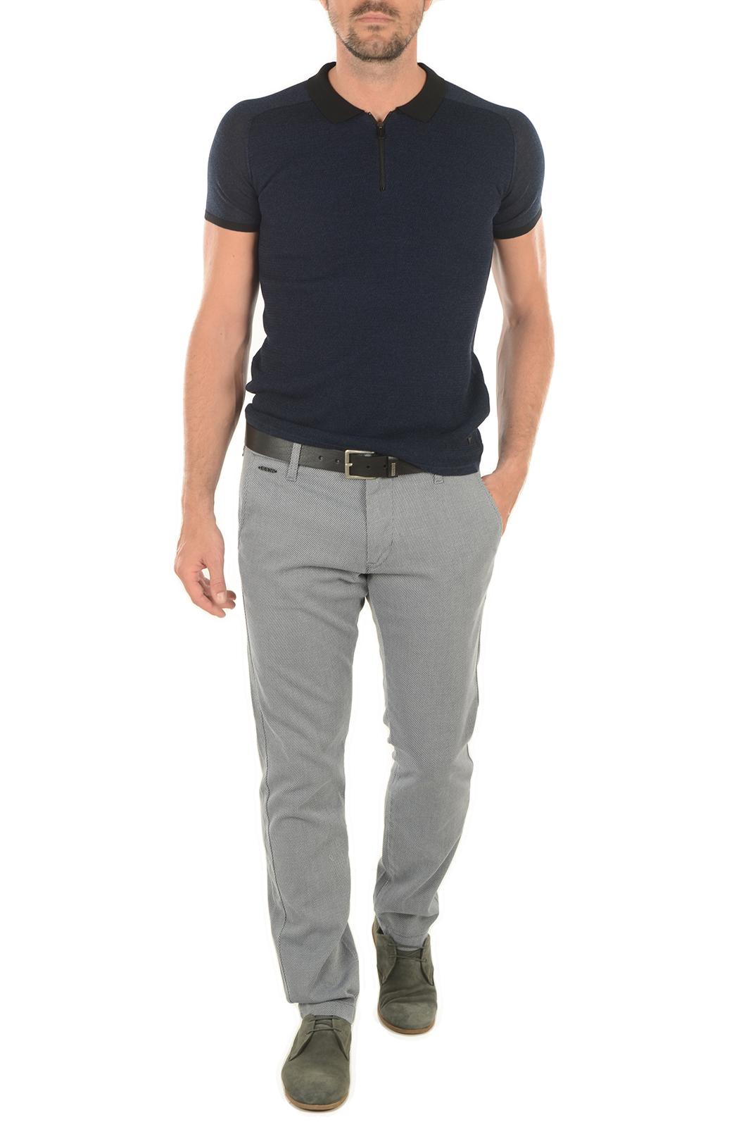 Polos  Guess jeans M72R53 Z1HF0 F897 BLEU