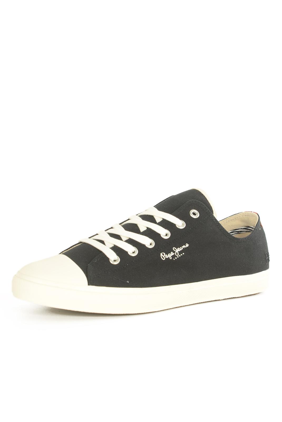 Baskets / Sport  Pepe jeans PMS30329 TOKIO COURT 999 BLACK