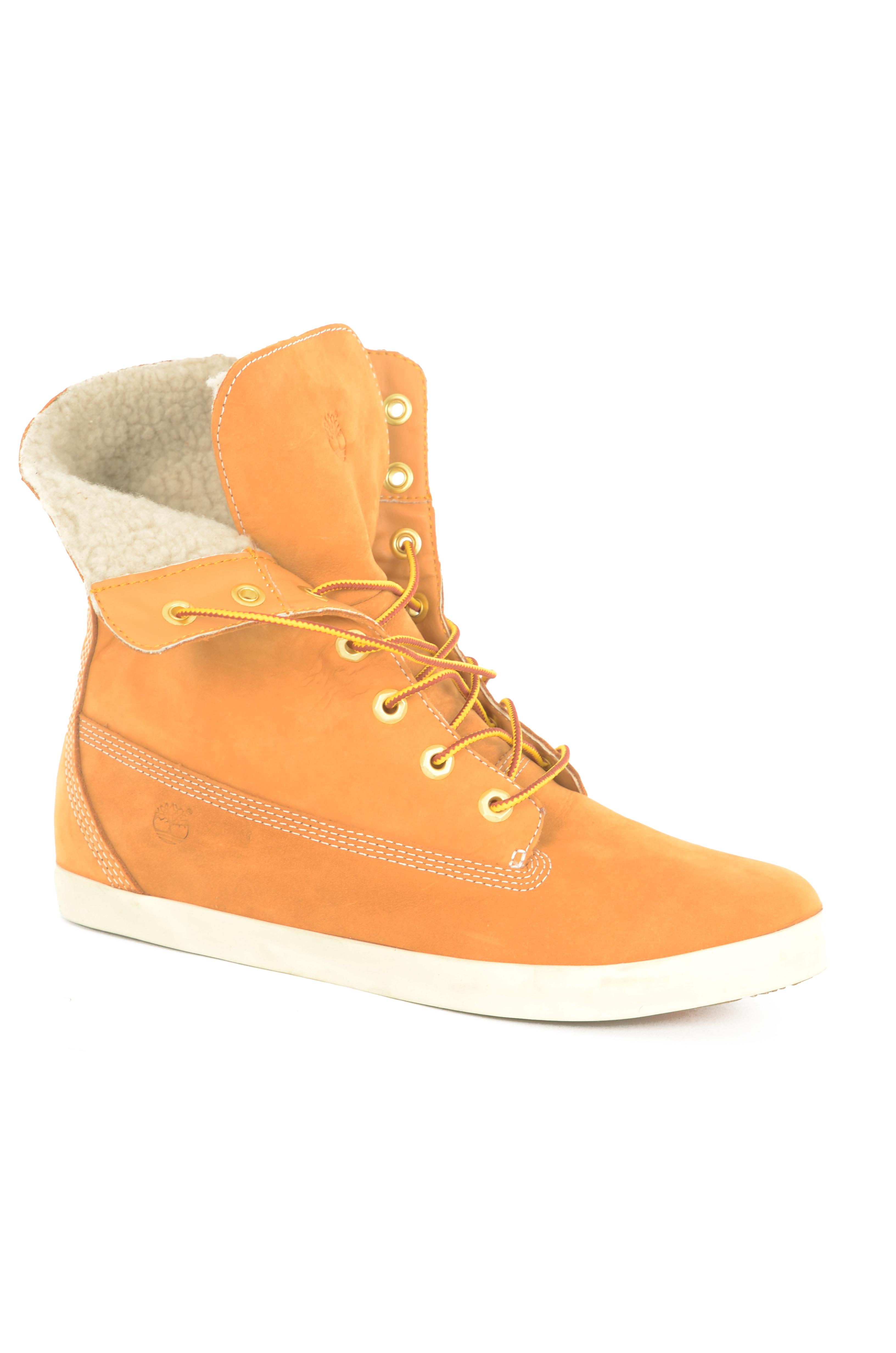 Chaussures Ville 8643a At Zsxza Femme Timberland Beige English De XqUwgxSIx