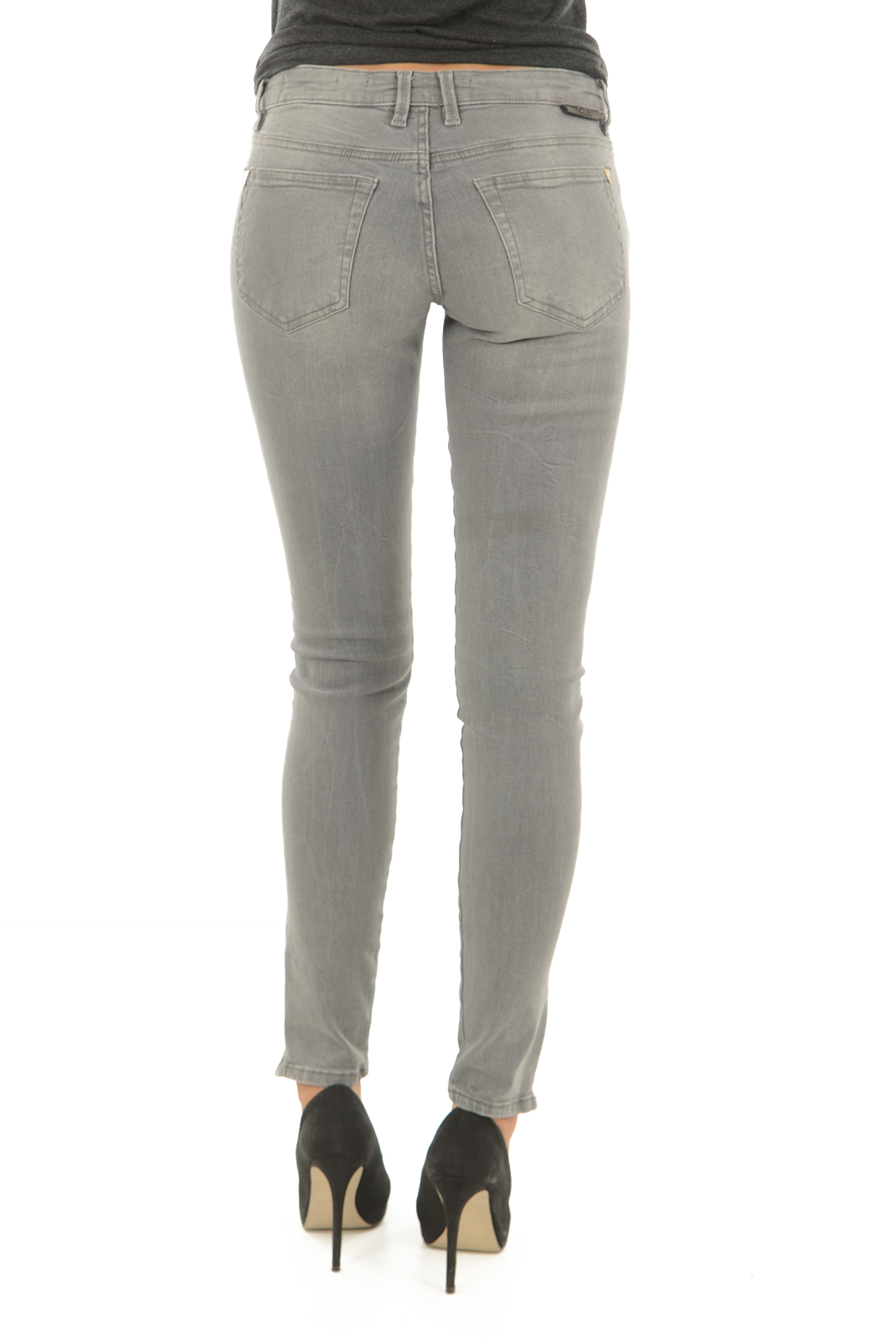 Jeans   Guess jeans W64AB8 D2CD0 MARILYN AWESOME GREY