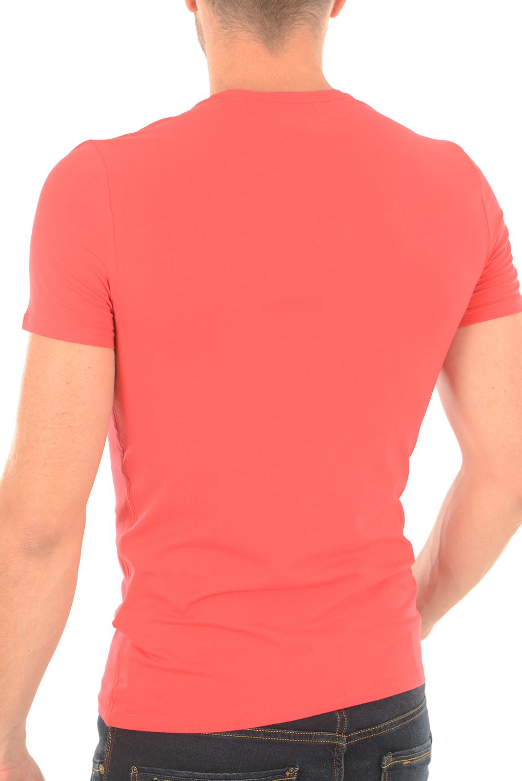 T-S manches courtes  Guess jeans M73I55 J1300 C502 ROUGE